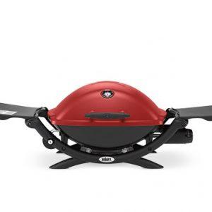 גריל גז WEBER Q2200IL בצבע אדום