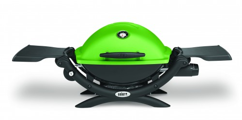 גריל גז weber Q1200IL ירוק