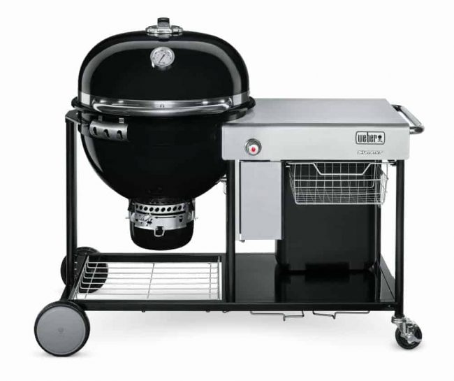 summit charcoal grill
