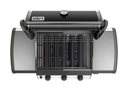 גריל גז Genesis II LX E340IL