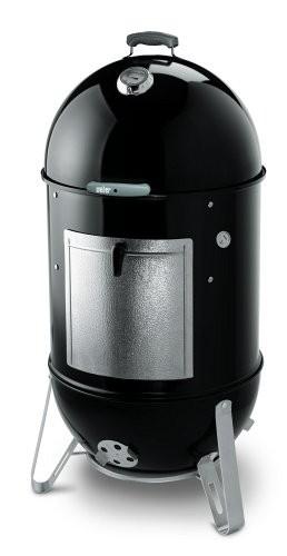 Weber 57cm מעשנת בשרים מקצועית
