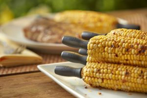 בישול טבעוני בגריל פחמים